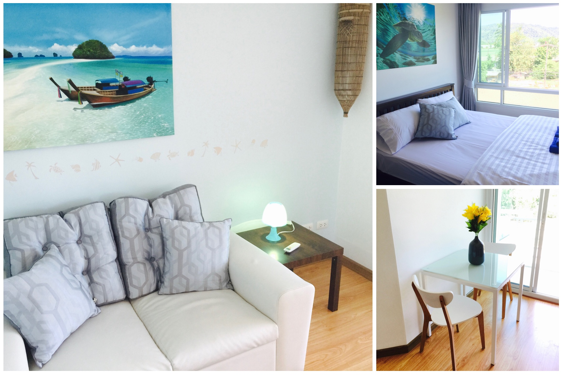 Beachy & Cosy One Bedroom Condo for rent in Phuket